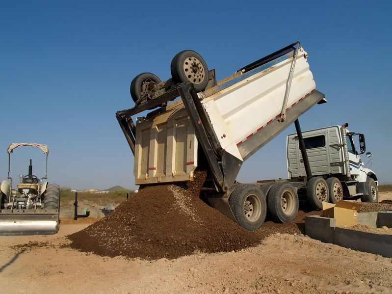 Pasadena & Houston, TX. Dump Truck Insurance